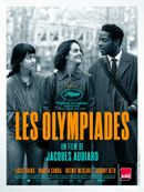 Affiche Les Olympiades