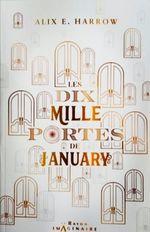 Couverture Les Dix Mille Portes de January