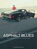 Couverture Asphalt Blues