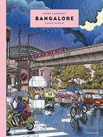 Couverture Bengalore (édition couleur 2021)