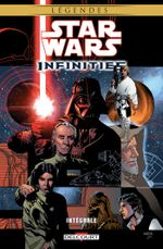 Couverture Star Wars : Infinities, Intégrale