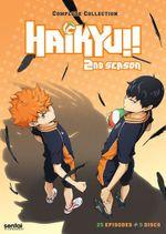 Affiche Haikyu!! 2