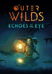 Jaquette Outer Wilds: Echoes of the Eye
