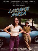Affiche Licorice Pizza