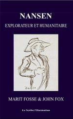 Couverture Nansen, explorateur et humanitaire
