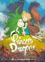 Affiche Princesse Dragon
