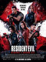 Affiche Resident Evil : Bienvenue à Raccoon City