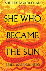 Couverture She Who Became the Sun