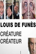 Affiche Louis de Funès - Créature/Créateur